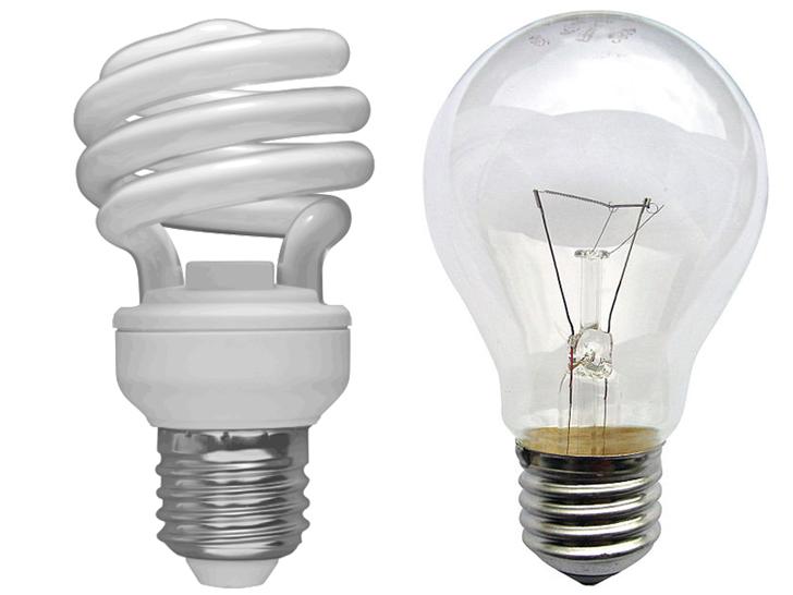 Le lampadine a basso consumo pericolose butac bufale for Lampadine basso consumo