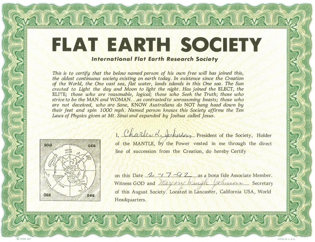 flat_earth_society_membership_certificate