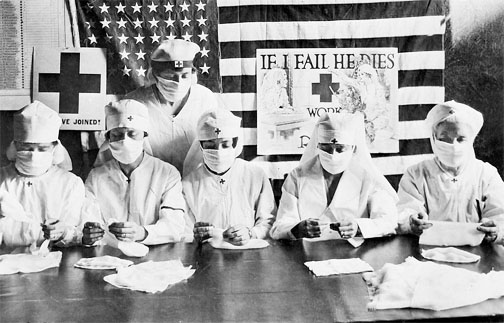 1918 Spanish Flu 5