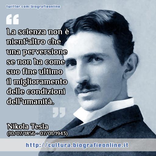 Tesla---scienza