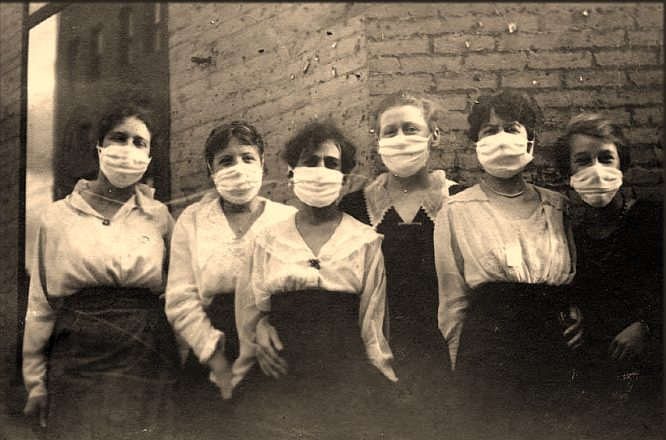flu_masks_1918_19