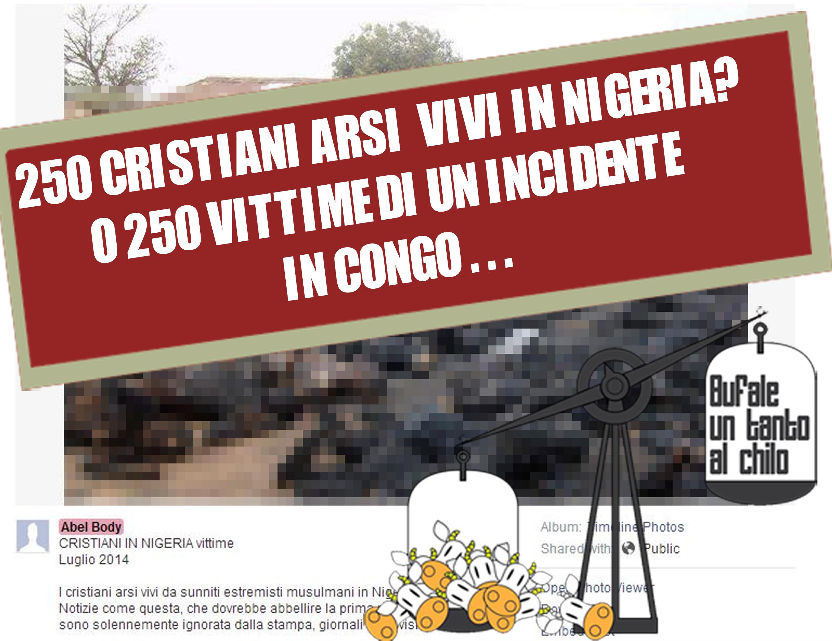 CRISTIANI ARSI VIVI