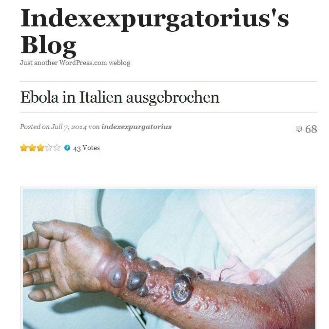 ebolainitalien
