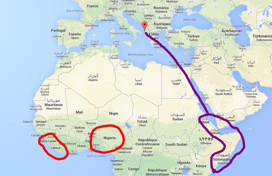 eritreasomalia