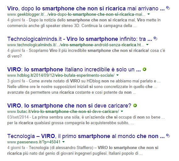 VIRO-smartphone