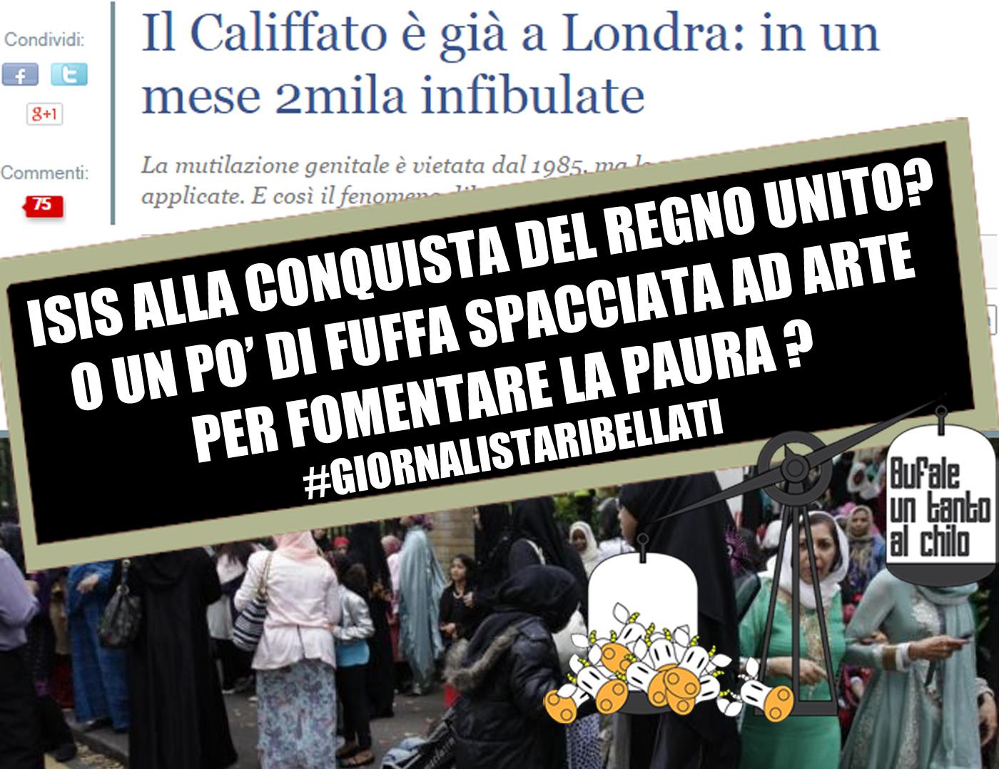 LONDRA-ISIS