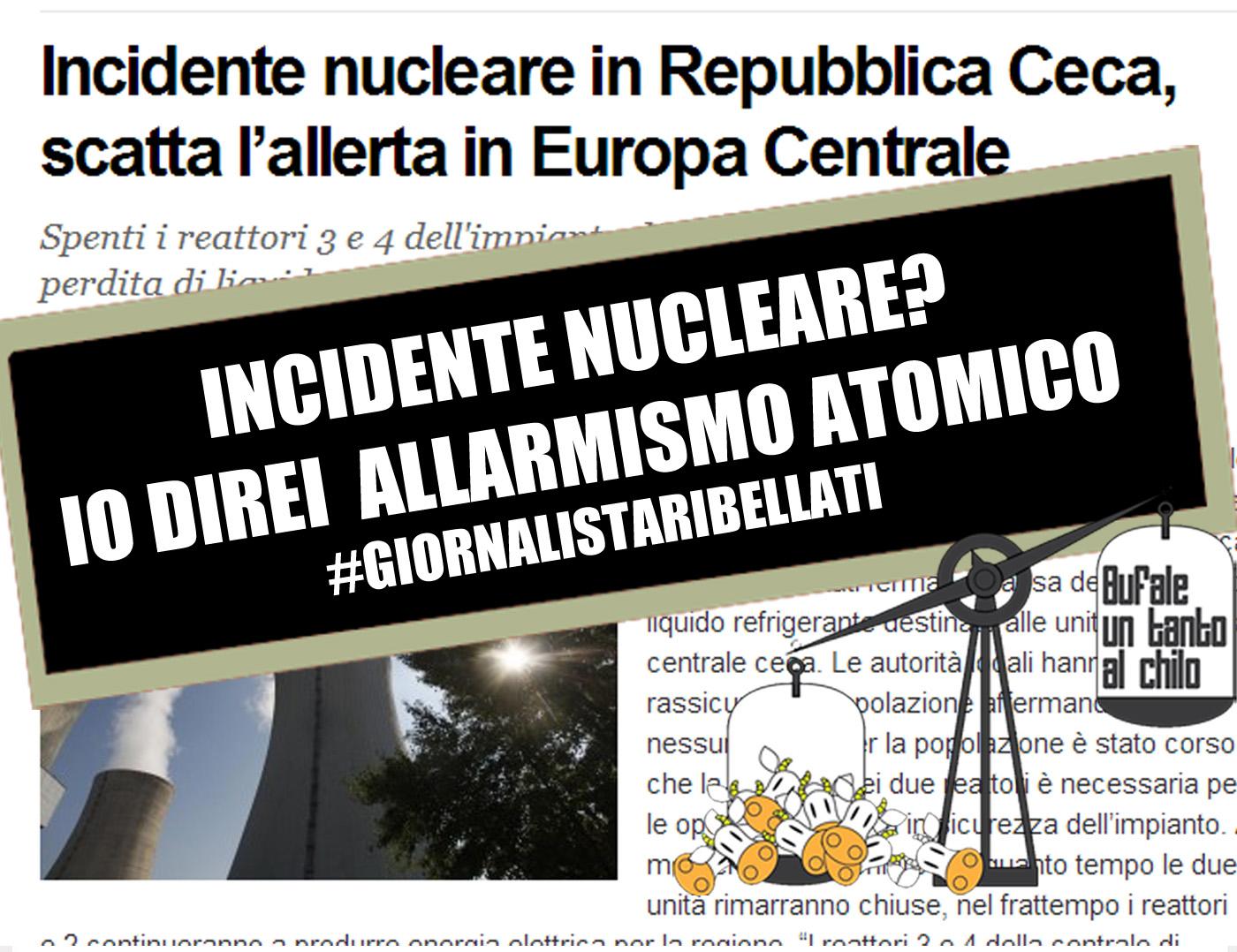 NUCLEARE-INCIDENTE