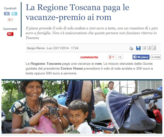 giornale-rom