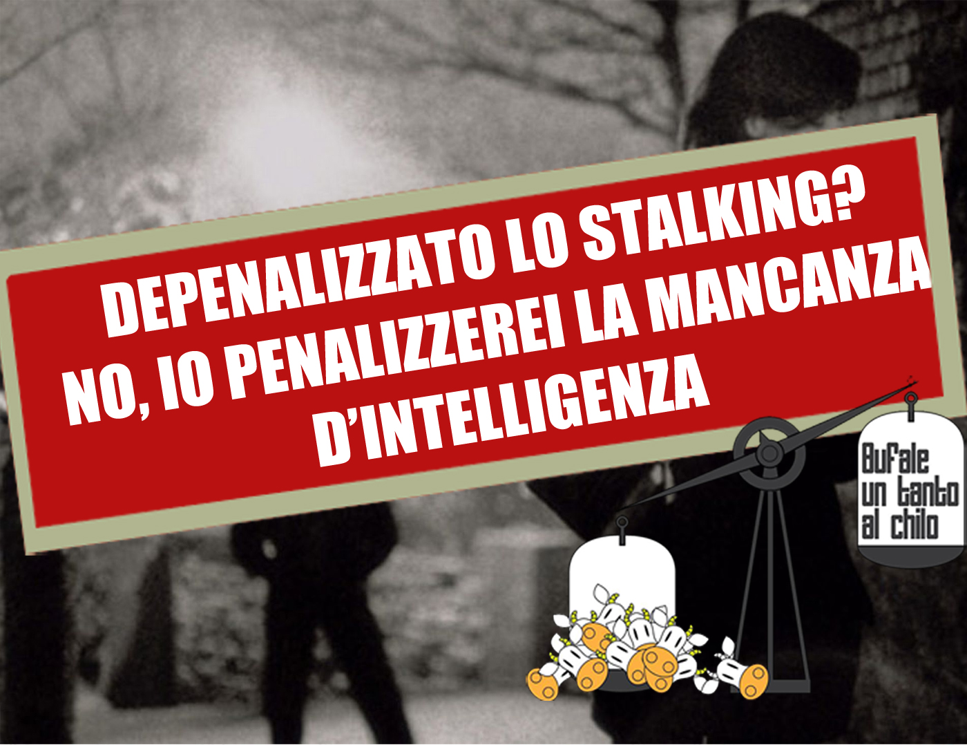 stalkingdepenalizzato