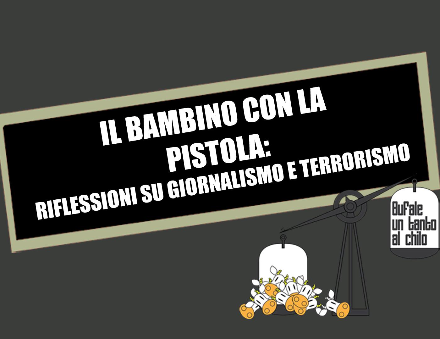 BAMBINOPISTOLA