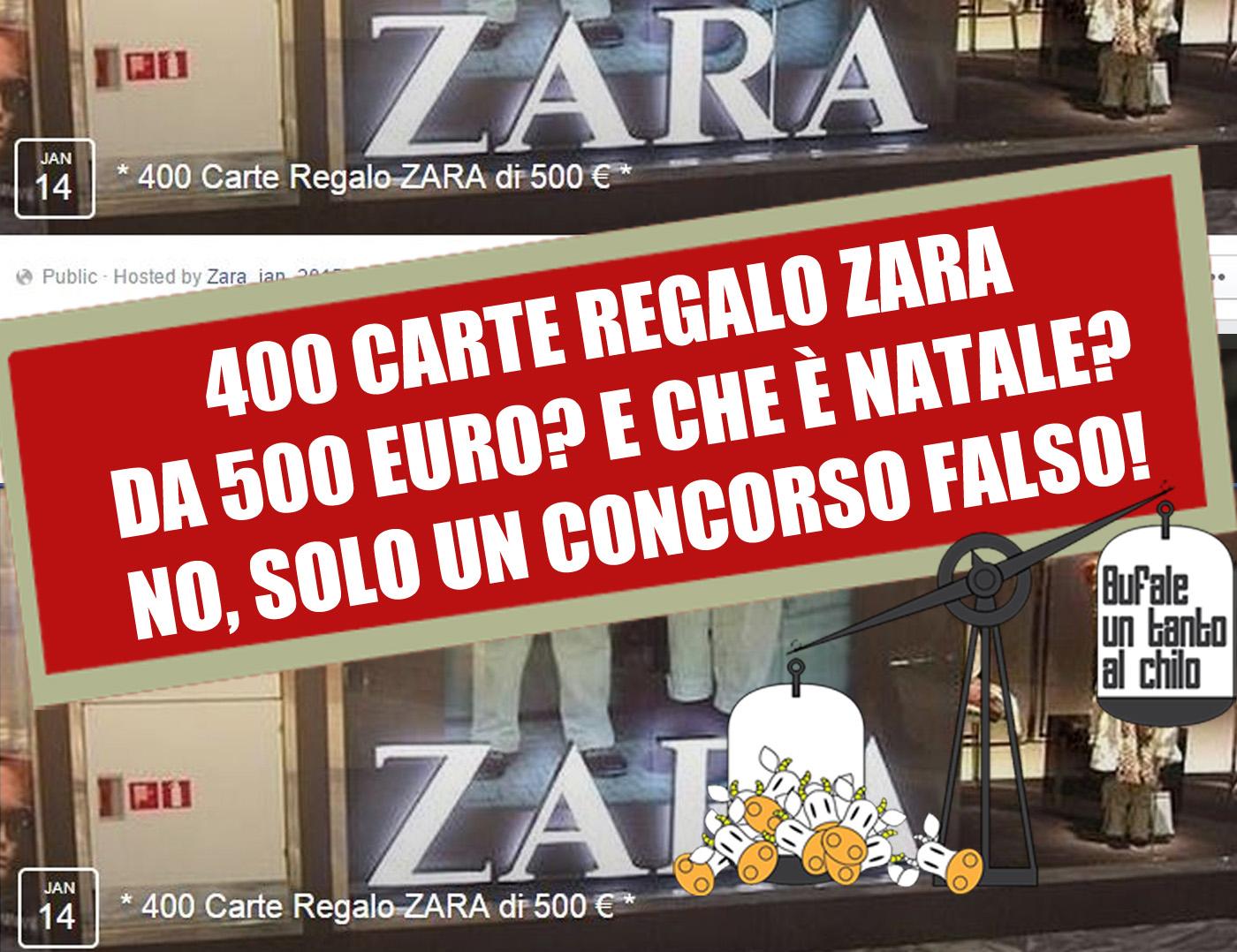 ZARA-CARTE