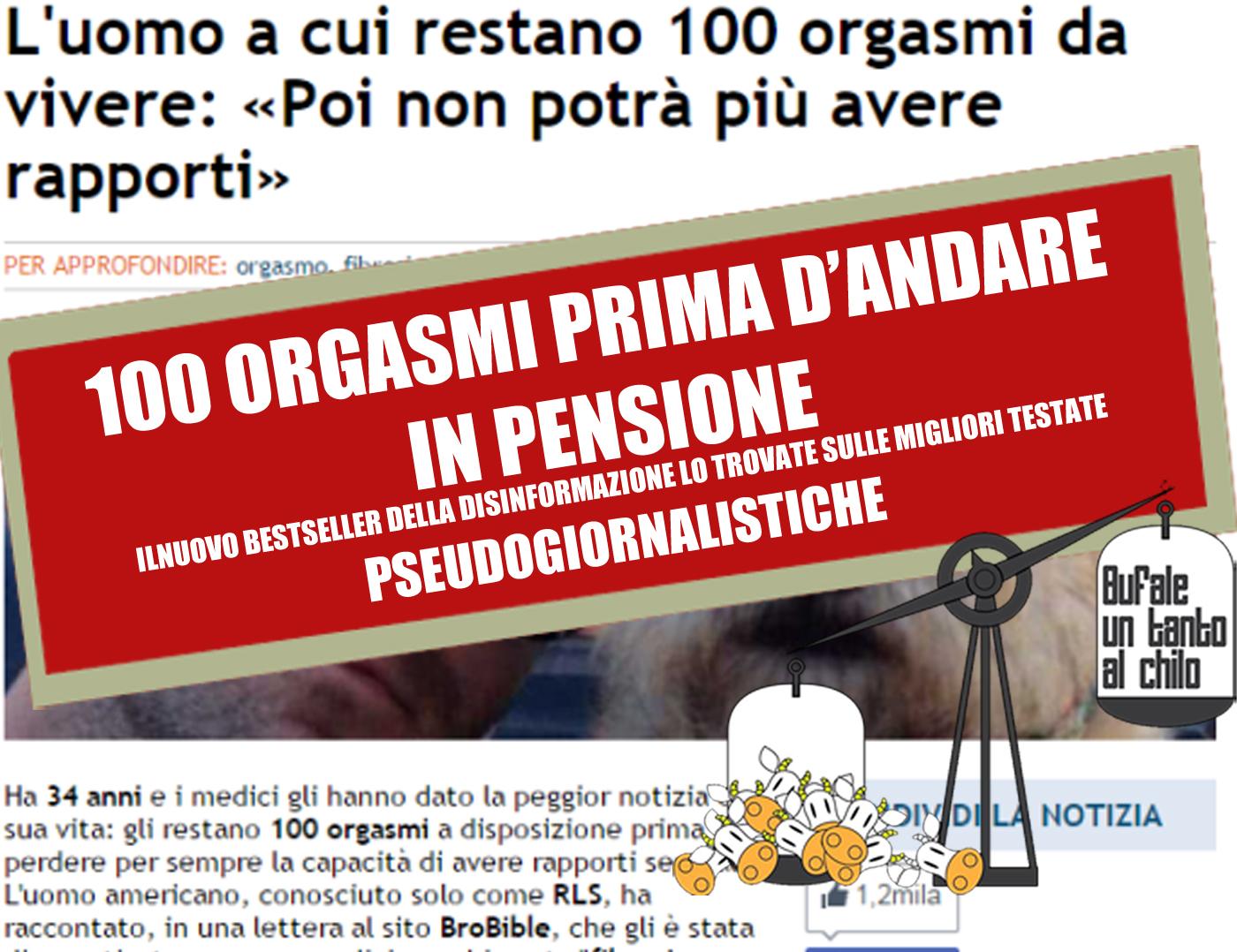 100ORGASMI