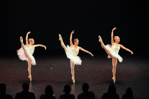 Manhattan Youth Ballet Summer Intensive 8/30/12. Credit Photo Erin Baiano