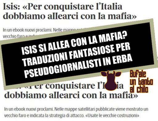 ISIS-MAFIA