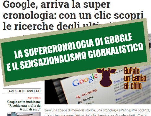 SUPERCRONO-GOOGLE