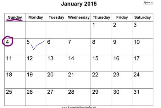 calendar45