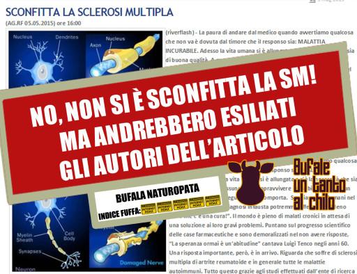 SCLEROSIMULTIPLA-SCONFITTA