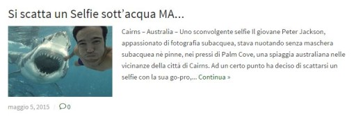 selfieacqua
