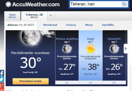 teheran-meteo