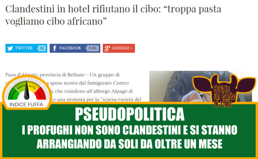PROFUGHI-CIBO