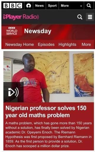 BBCnigerianriemann