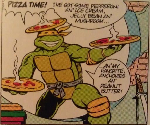 Mikeys pizzas
