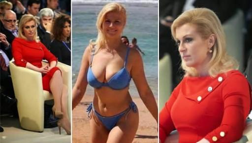 Croatian-President-bikini