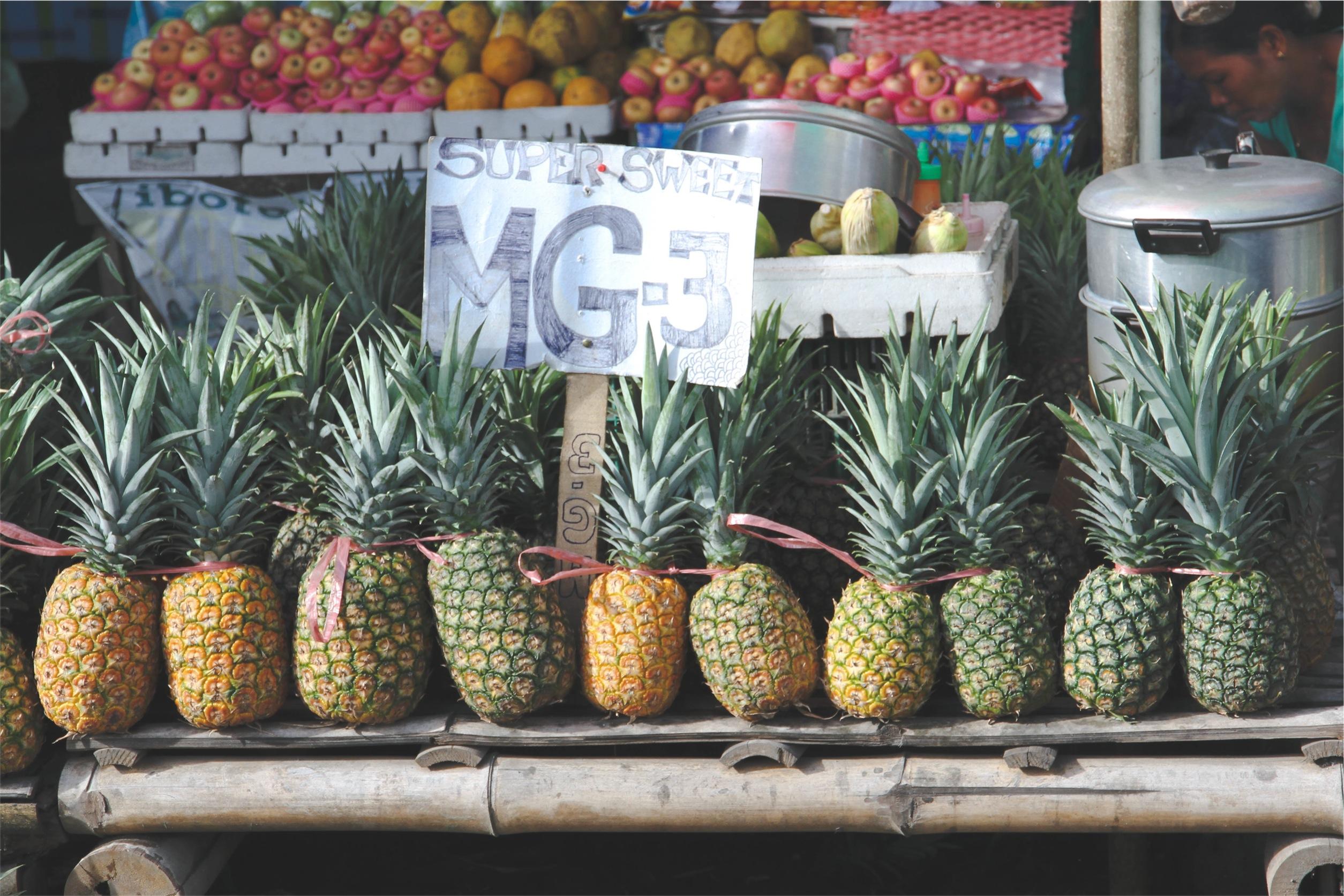 ananas arrosto per dimagrire
