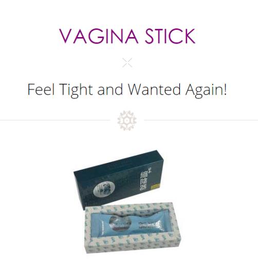 vaginastick