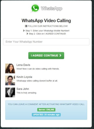 videocalling