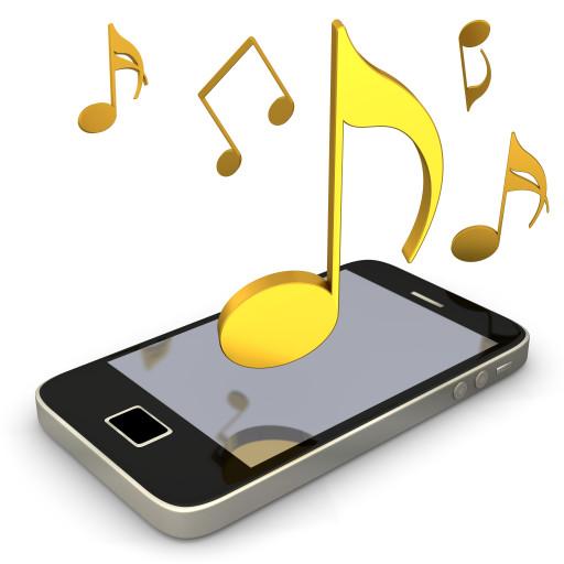 mobile-music-shutterstock-140393350