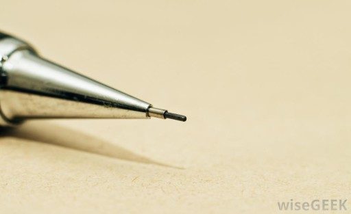 tip-of-a-mechanical-pencil