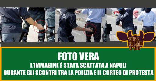 FOTOVERA-POLIZIOTTO