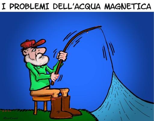 acqua magnetica