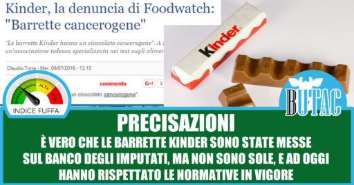 KINDER-CANCRO