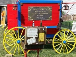 medicine-show-wagon-with-banner