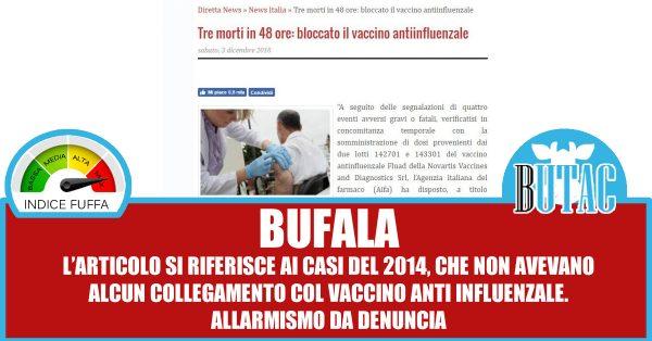 anti influenzale