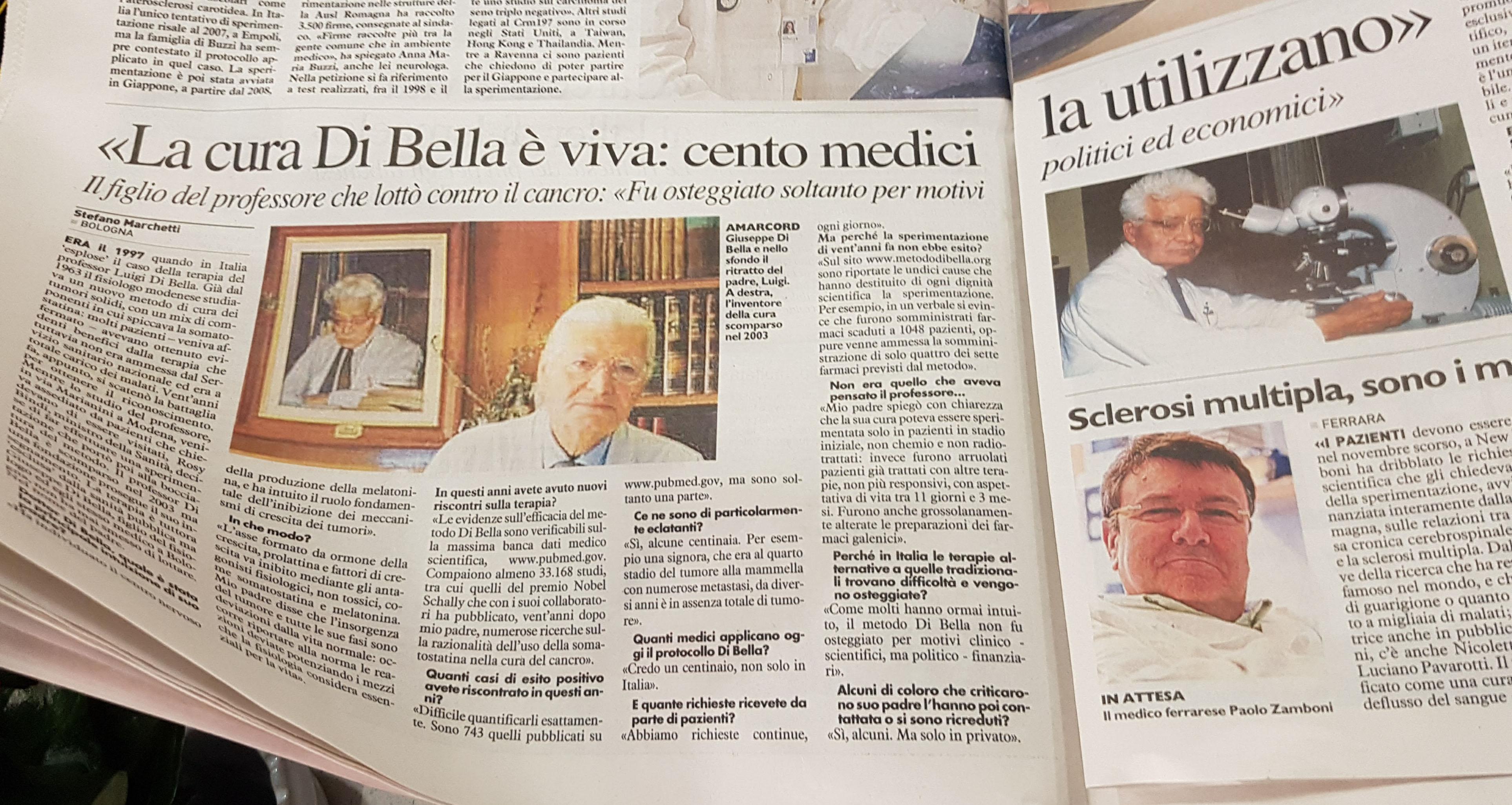 fc89c8d6e82 La pseudomedicina sui giornali — BUTAC - Bufale un tanto al chilo