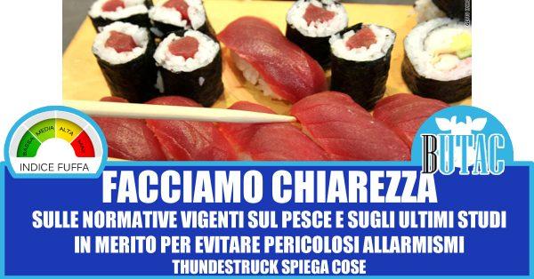 Salmone, Sushi, allevamenti intensivi,