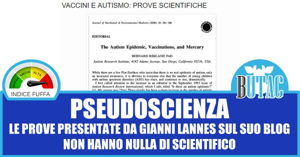 prove scientifiche