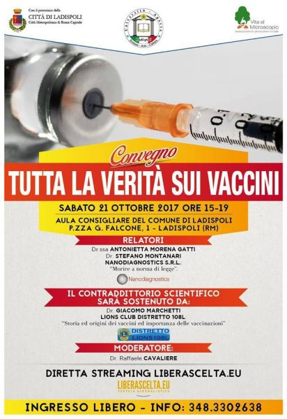 Tutta la verità sui vaccini