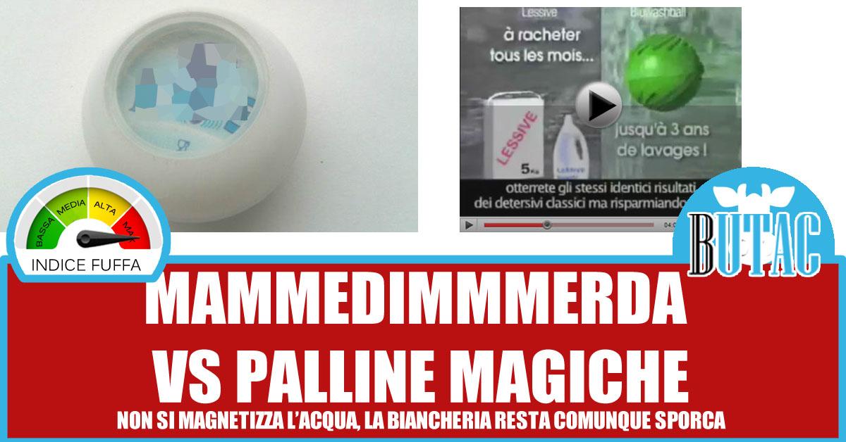 Palline Di Ceramica Per Lavatrice.Magiche Palline Che Puliscono Tutto Butac Bufale Un Tanto Al Chilo