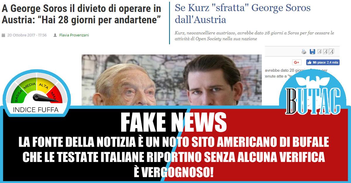 069955e187 Fake news e finanza - Soros in Austria — BUTAC - Bufale un tanto al ...