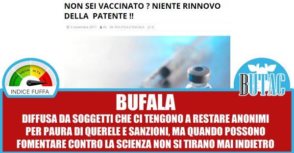 vaccinato