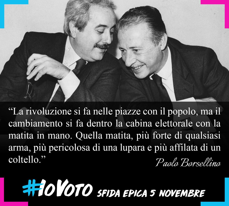 Paolo Borsellino La Rivoluzione E Le Citazioni Poco Verificate