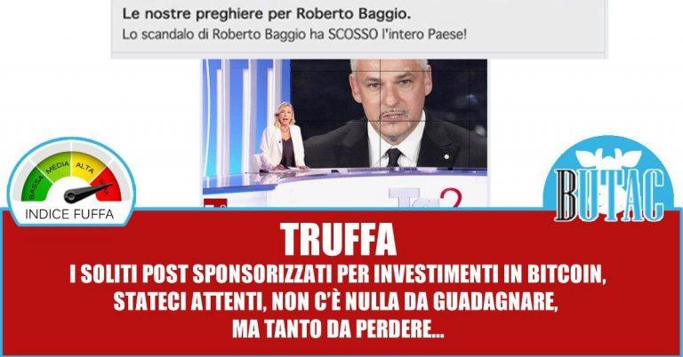 Roberto Baggio, Bitcoin e social network