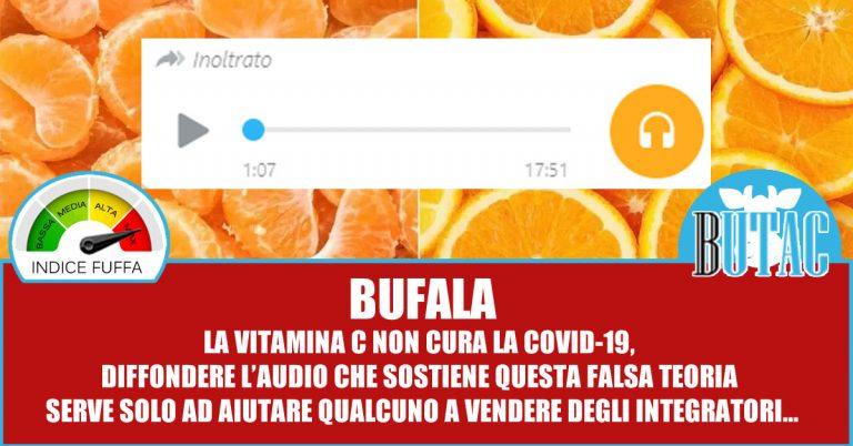 Vitamina C (D) e CoronaVirus
